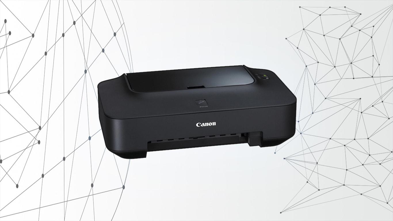 Canon IP2770 Error 5B00