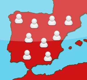 Gentilicios de las comunidades autonomas