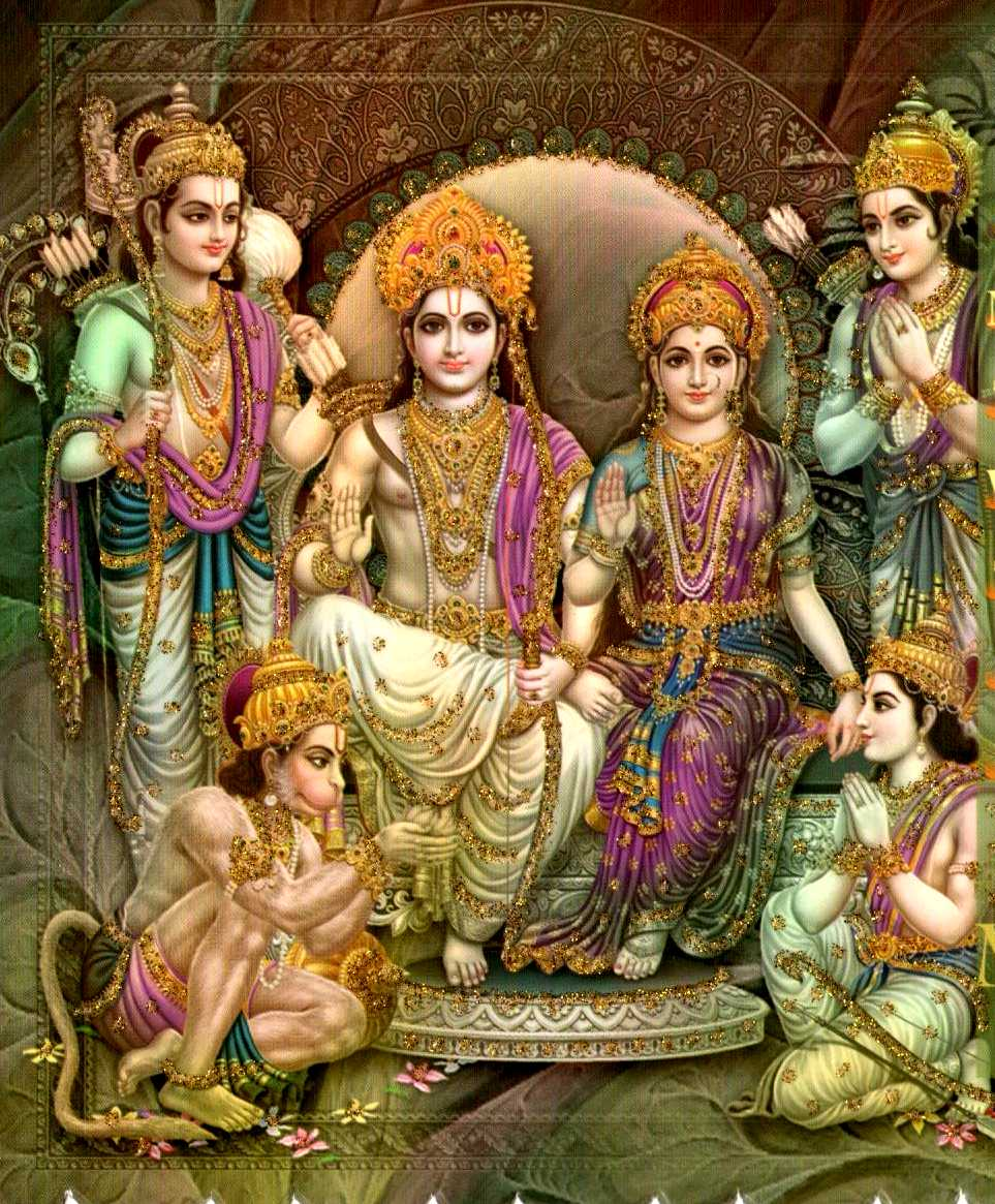TELUGU WEB WORLD: SRI RAMA PATTABHISHEKAM HD PIC