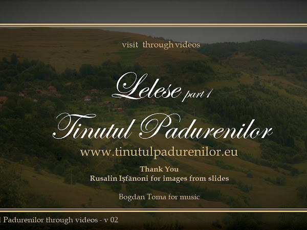 Visit Tinutul Padurenilor through videos