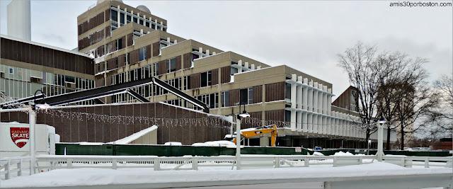 Science Center de la Universidad de Harvard