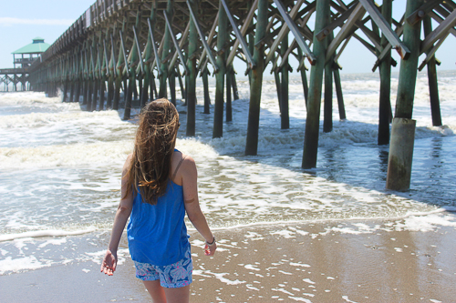 A Walk on Folly Beach