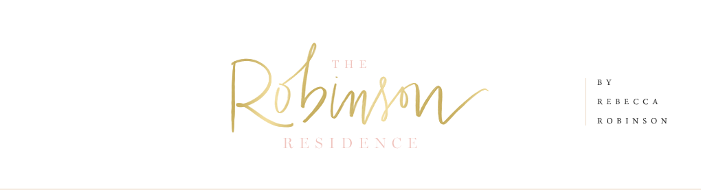 The Robinson Residence