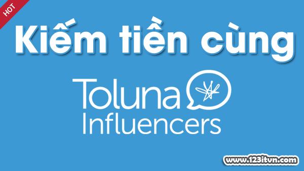 Trả lời khảo sát và kiếm tiền từ Toluna