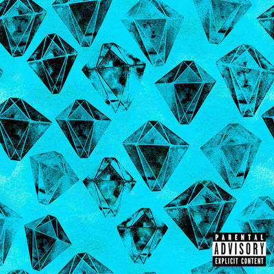 Poisonous Diggs - Assorted Gems Precious Stones -  Album Download, Itunes Cover, Official Cover, Album CD Cover Art, Tracklist