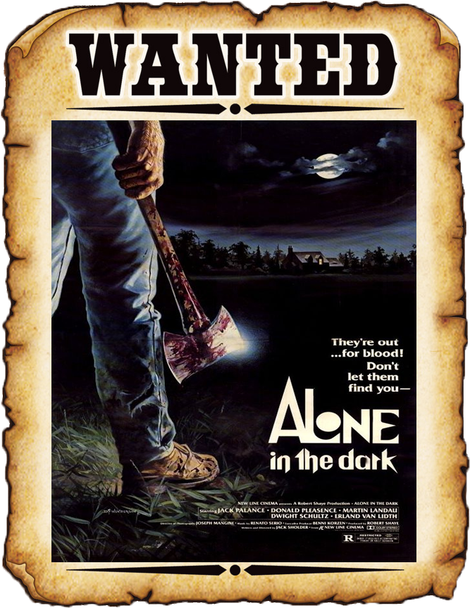 The B Movie News Vault Wanted On Blu Ray Alone In The Dark 1982