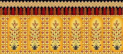 Textile-kurti-border-design