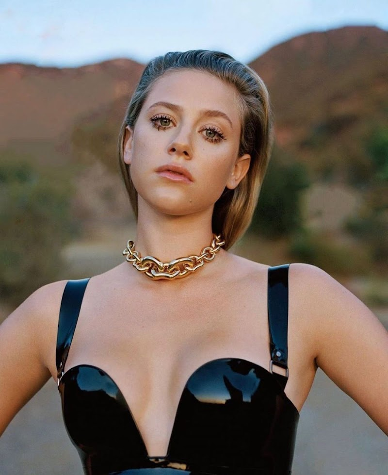 Lili Reinhart Featured in New York Times - Singapore September 2020