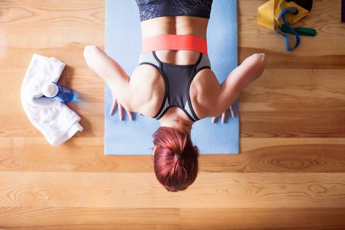 10 reasons to start training for body weight