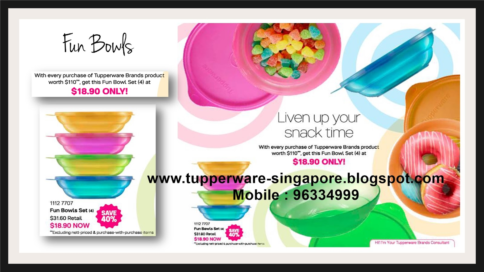 buy tupperware in singapore special promotions valid from 1st to 31st august 2016. Black Bedroom Furniture Sets. Home Design Ideas