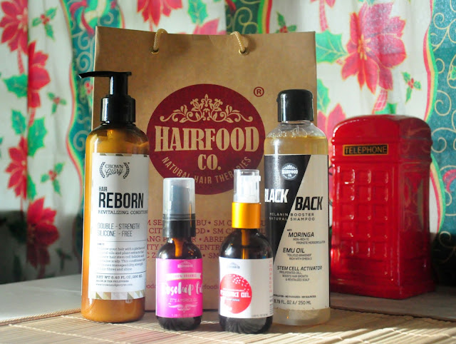 HairFood Co hair Essential