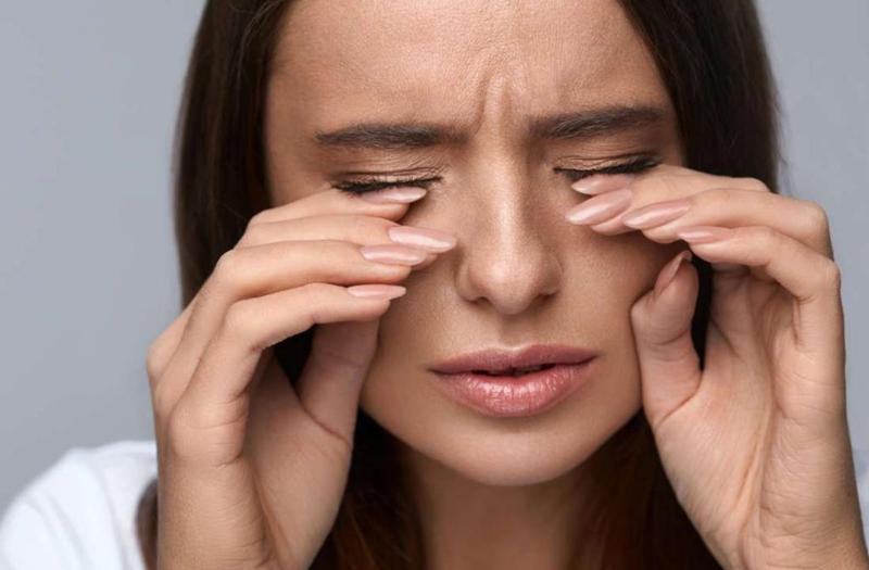 Ağlayan gözler için ilaçlar
