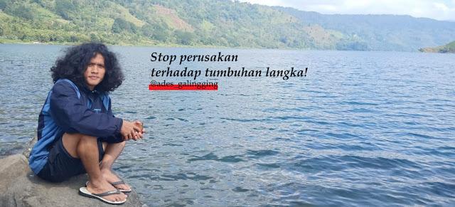 "KEPEDULIAN TERHADAP PUSPA LANGKA INDONESIA ""BUNGA BANGKAI"""