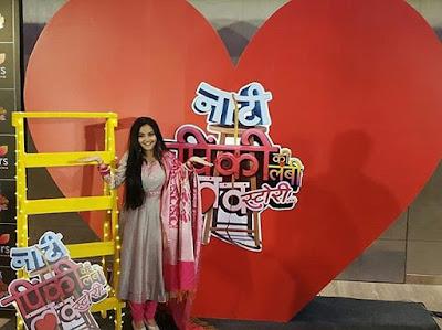 Naati Pinky Ki Lambi Love Story Serial on Colors