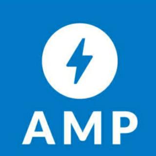 AMP Template Blogspot Download Gratis