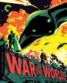 Vault Master's Pick for the Week of 07/07/2020 is Criterion's new WAR OF THE WORLDS Blu-ray!