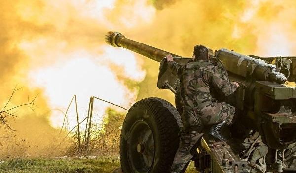 Η προέλαση του συριακού στρατού είναι ο λόγος των αντιδράσεων της Δύσης
