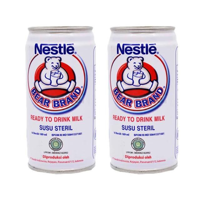 Manfaat Meminum Susu Beruang Untuk Kesehatan