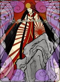 amaterasu goddess of the sun and the universe santuário lunar