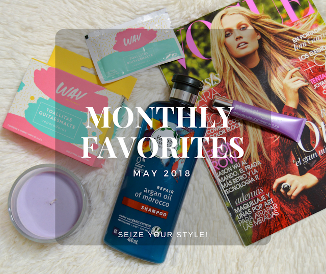 Monthly Favorites May 2018