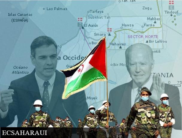 Sáhara Occidental: Tema central en la reunión del Comité de Descolonización de la ONU y en el encuentro entre Biden y Sánchez mañana.