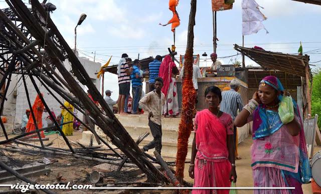 India - Templo de la moto de Om Banna