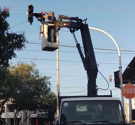 https://www.notasrosas.com/Alcaldía de Riohacha instala tableros electrónicos, en semáforos ubicados en sitios estratégicos de la ciudad