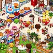 تحميل لعبة Cafeland World Kitchen للاندرويد مهكرة