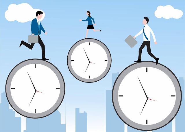 sổ quản lý thời gian