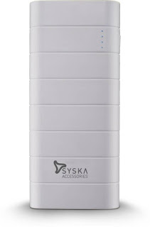 Syska-best power bank for traveling 2020