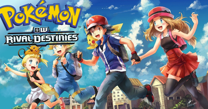 Pokemon Season 15 BW Rival Destinies Hindi Episodes Download HD | Marvel HQ | Hungama TV [EPISODE 47 ADDED]