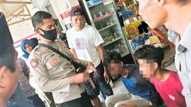 Dua jambret ditangkap Polisi di hari kemerdekaan RI