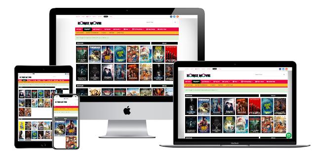 Zorex Movie Blogger Responsibe Template !