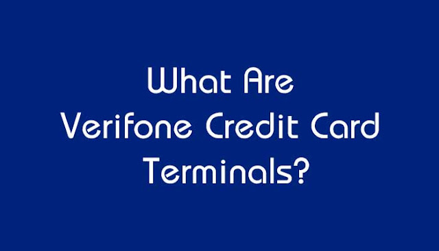 What Are Verifone Credit Card Terminals? : eAskme
