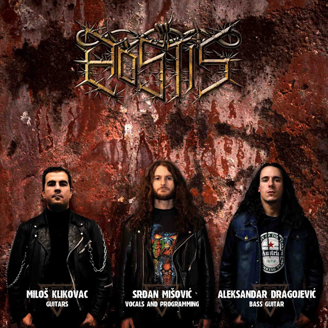 Interviews with Hostis, Death/Thrash Metal Band from Montenegro, Interviews with Hostis Death/Thrash Metal Band from Montenegro