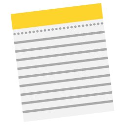 Mac Notes folder icon