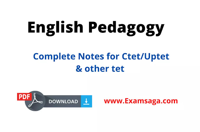 english-pedagogy-notes-ctet-uptet
