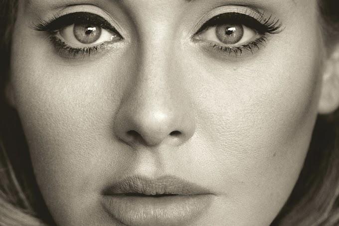 ¡Un nuevo éxito de Adele! '25' es el disco más vendido del 2015
