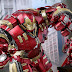 Must have! Hulkbuster Deluxe Version Sixth Scale Figure by Hot Toys With Jackhammer Arm