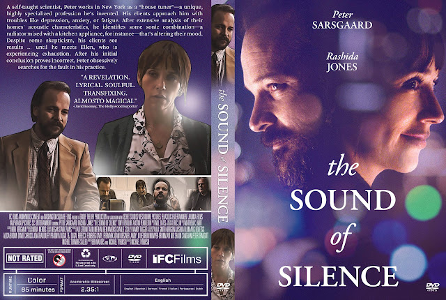 The Sound of Silence DVD Cover