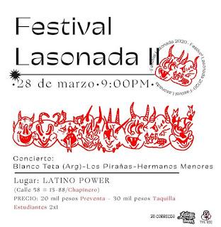FESTIVAL LASONADA II
