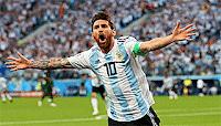 غابرييل ميليتو : ميسي هو أفضل لاعب في التاريخ بالنسبة لي