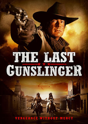 The Last Gunslinger 2017 DVD R1 NTSC Sub
