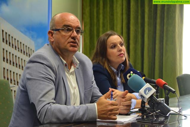 El Cabildo anuncia nuevas mejoras en el transporte público