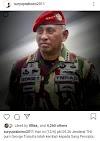 Jendral Mualaf Berprestasi, Mantan KSAD George Toisutta Meninggal Dunia