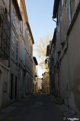 Via del Centro storico di Arles