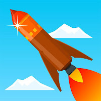 Rocket Sky! Free Upgrade MOD APK