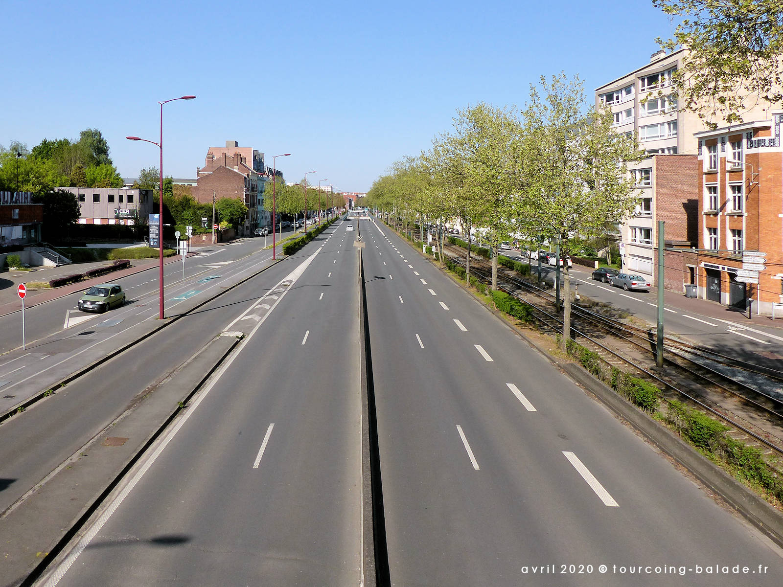 Grand Boulevard Lille Roubaix Tourcoing, 2020