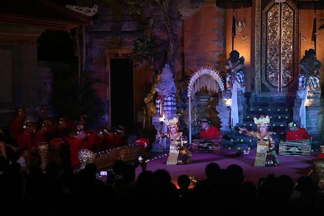 Legong Jobog – Balinese Tale of Subali & Sugriwa