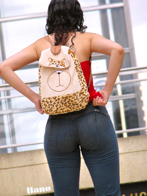 Perfect Ass In Jeans  Divine Butts Voyeur Blog-5931